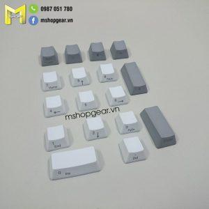 Keycap thick PBT Numpad OEM profile