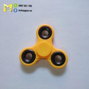 Spinner 3 cánh nhựa màu vàng