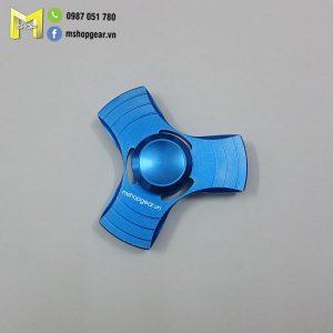 Spinner 3 cánh nhôm màu xanh