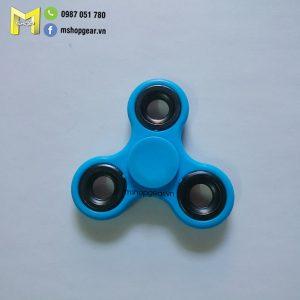 Spinner 3 cánh nhựa màu xanh